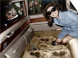 Jackie Kennedy Onassis Print