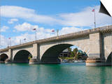 London Bridge, Lake Havasu City, Arizona, United States of America, North America Prints by  Robert Harding Productions
