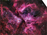 The Eta Carinae Nebula Posters by  Stocktrek Images