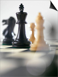 Chess Prints by Tek Image
