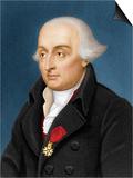 Joseph Lagrange, French Mathematician Prints by Maria Platt-Evans