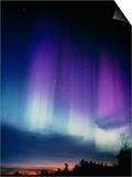 Aurora Borealis Prints by Pekka Parviainen