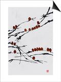 Choeur du bambou Posters par Jenny Tsang