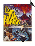 Land That Time Forgot (The) Art