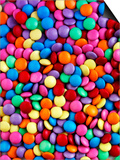 Coloured Chocolate Beans Prints