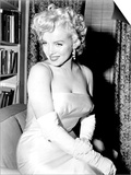 Marilyn Monroe 1955 Birth of the Marilyn Monroe Productions Art
