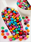 Smarties in Scoop and Small Bowl Prints