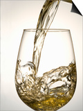 Pouring White Wine Prints by Jean Gillis