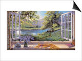 Bluebells Posters by Stephen Darbishire