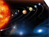 Solar System Planets Prints