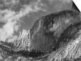 Half Dome; Yosemite National Park, California. Prints by Jon A. Soliday