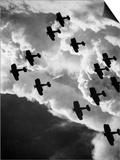 Biplanes, C1917 Posters