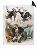 Cartoon: Panic Of 1893 Prints by Joseph Keppler