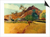Gauguin: Tahiti, 1891 Prints by Paul Gauguin