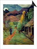 Gauguin: Tahiti, 19Th C Posters by Paul Gauguin