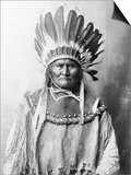 Geronimo (1829-1909) Prints by Aaron Canady