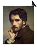Self Portrait, c.1855 Posters by Leon Joseph Florentin Bonnat