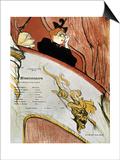 Toulouse-Lautrec, 1893 Láminas por Henri de Toulouse-Lautrec