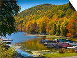 Lake Candlewood, Connecticut, New England, United States of America, North America Posters by Alan Copson