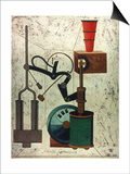 Picabia: Parade Prints by Francis Picabia