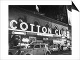Harlem: Cotton Club, 1930s Affiches