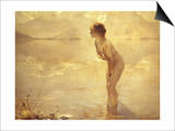 Chabas: September Morn Prints by Paul Chabas