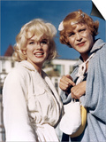 Some Like it Hot 1959 Directed by Billy Wilder Marilyn Monroe and Jack Lemmon Prints