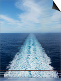 Cruise Ship, Bahamas, West Indies, Caribbean, Central America Posters by Angelo Cavalli