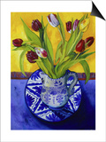 Tulips-Series I Prints by Isy Ochoa
