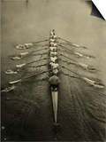 Rowing Team, C1913 Art