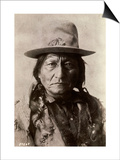 Sitting Bull (Tatanka Iyotake) 1831-1890 Teton Sioux Indian Chief Art