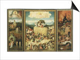 The Haywain, 1485 Posters by Hieronymus Bosch