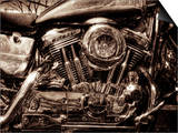 V-Twin Motorcyle Engine Prints by Stephen Arens