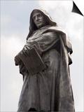 Giordano Bruno, Italian Philosopher Prints by Sheila Terry