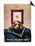 WWII: Propaganda Poster Art