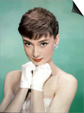Sabrina 1954 Directed by Billy Wilder Audrey Hepburn Poster