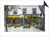 Shakespeare and Company, Paris Prints by Isy Ochoa