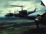 Air and Space: U.S. Army Bell UH-1 Iroquois Posters