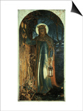 Jesus, Light of the World Prints by William Holman Hunt