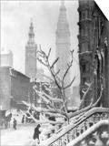 Stieglitz: New York, C1914 Prints by Alfred Stieglitz