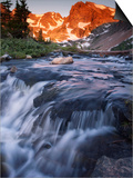 The Indian Peaks Wilderness Area Near Nederland, Colorado Prints by Ryan Wright