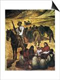 Rivera: Schoolteacher Posters by Diego Rivera