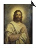 Herrens avbild Affischer av Heinrich Hofmann