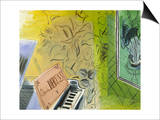 Dufy: Claude Debussy, 1952 Posters by Raoul Dufy