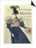 La Revue Blanche Láminas por Henri de Toulouse-Lautrec