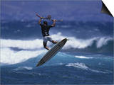 Kite Surfing Prints