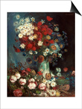 Van Gogh: Still Life, 1886 Poster by Vincent van Gogh