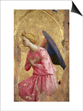 Adoration of an Angel Prints by  Fra Angelico