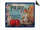 Warshaw Collection of Business Americana Food; Fruit Crate Labels, Liberty Orchard Co. Prints