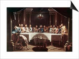 The Last Supper Prints by Philippe De Champaigne